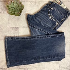 Ariat REAL Denim Jeans Size 26R